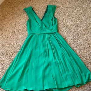 Kate spade green dress